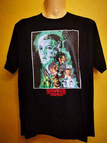Stranger Things 1 Oversize T-shirt