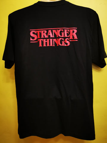 Stranger Things 11 Oversize T-shirt