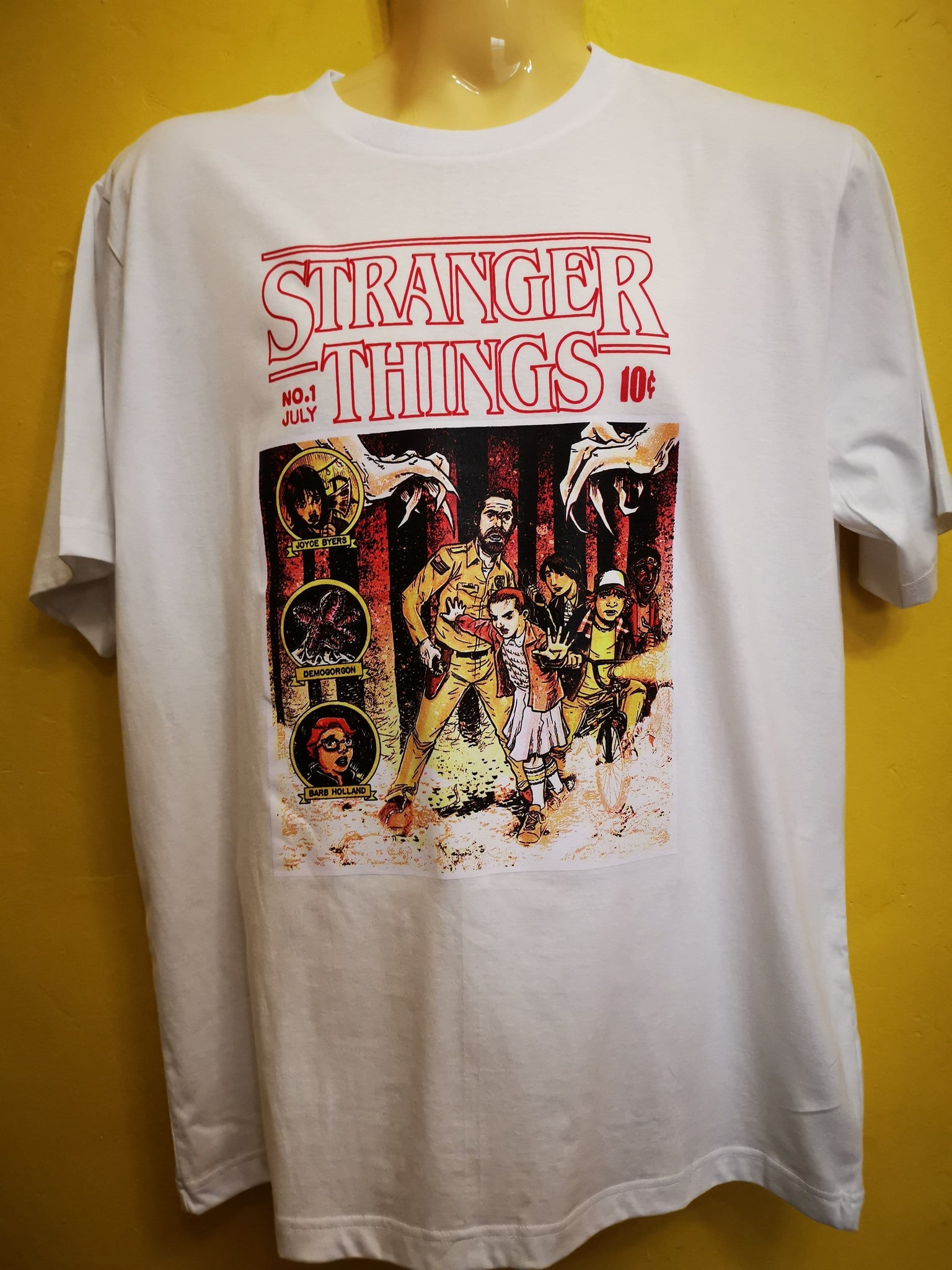 Stranger Things 15 Oversize T-shirt