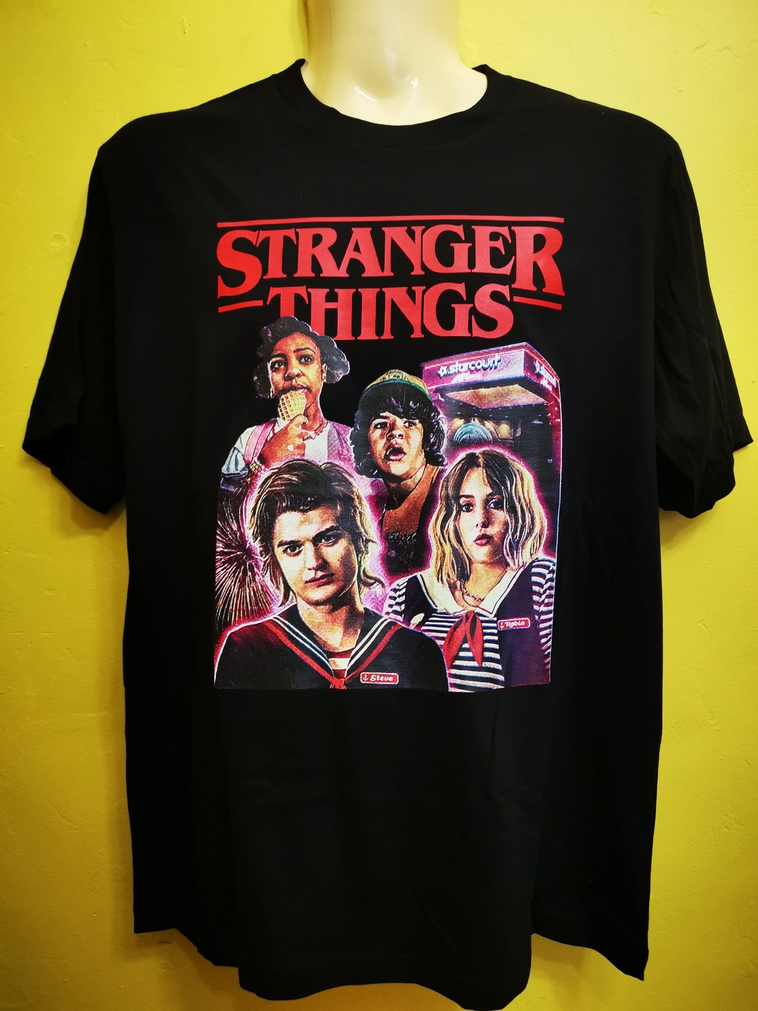 Stranger Things 20 Oversize T-shirt