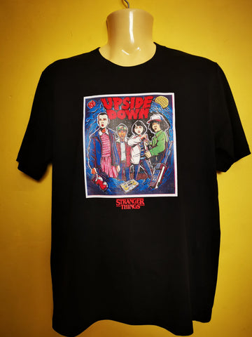Stranger Things 21 Oversize T-shirt