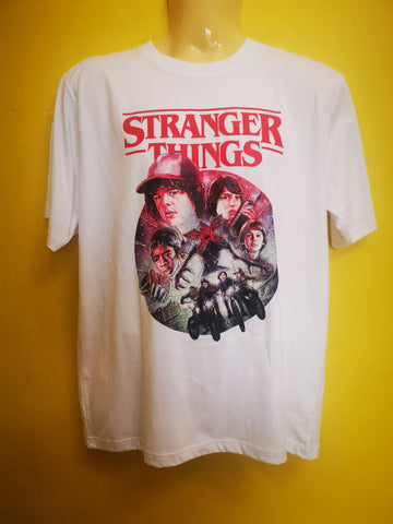 Stranger Things 23 Oversize T-shirt