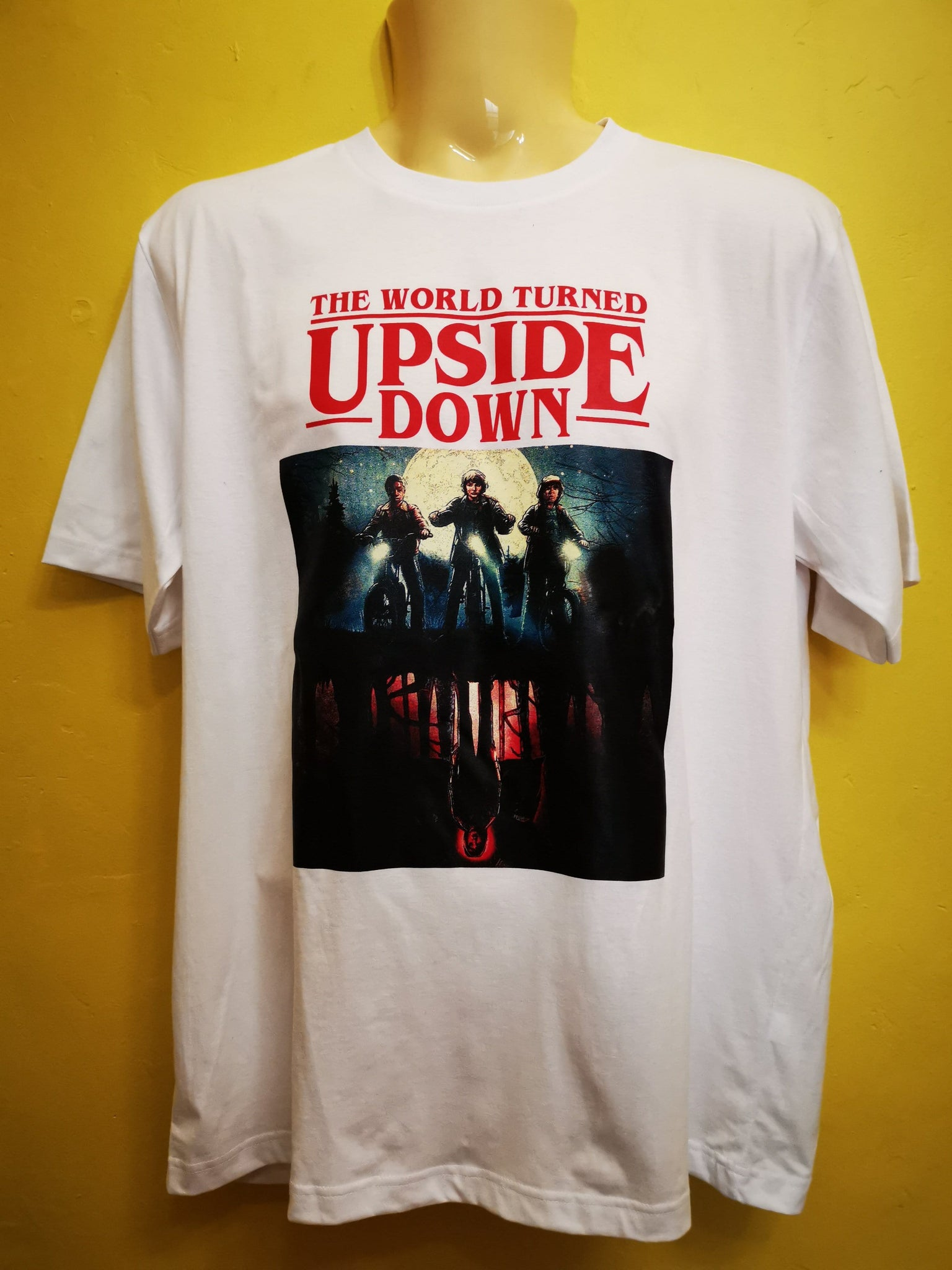 Stranger Things 24 Oversize T-shirt