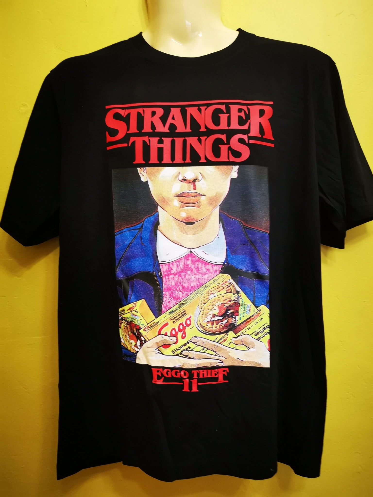 Stranger Things 29 Oversize T-shirt