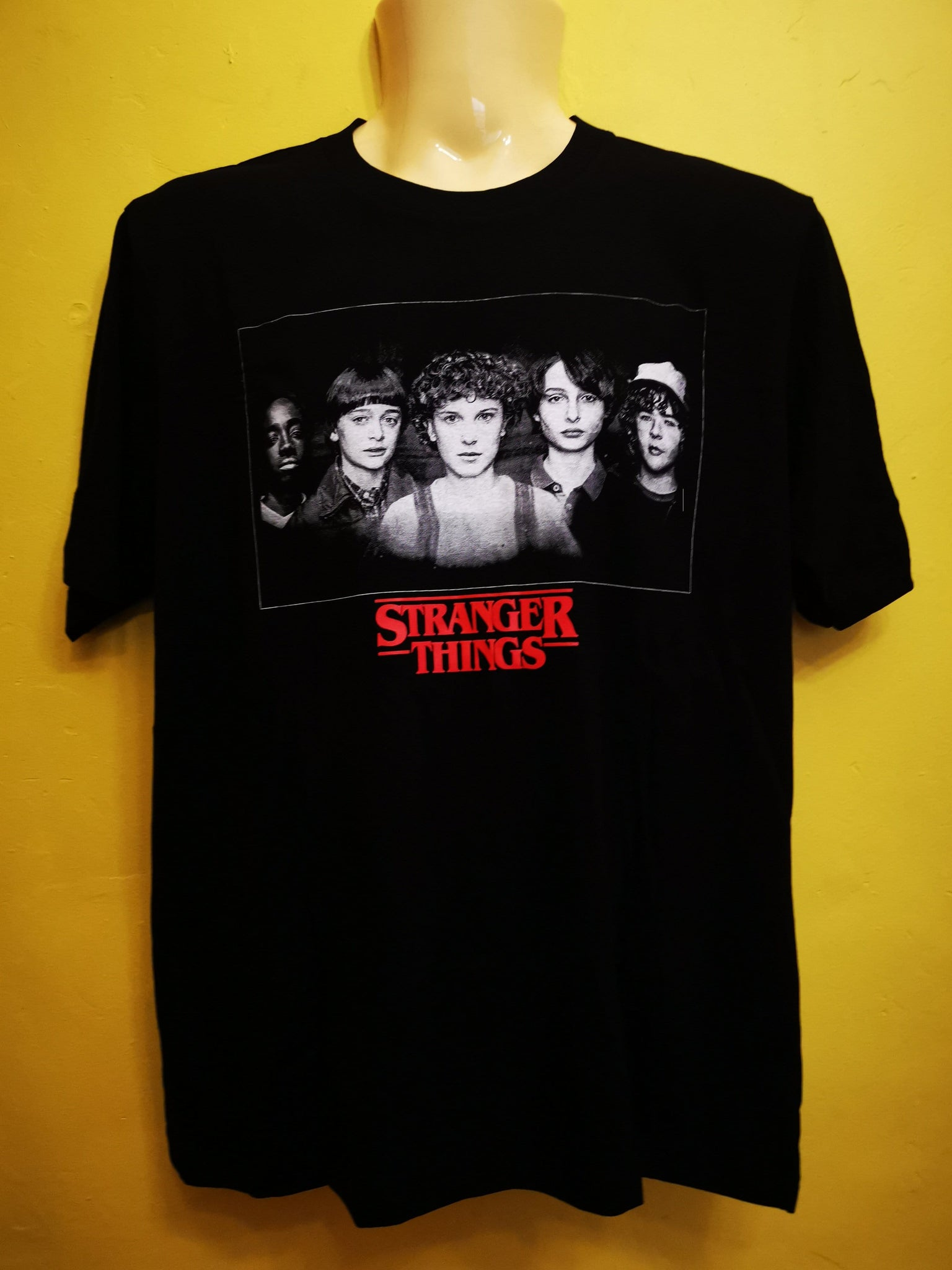 Stranger Things 3 Oversize T-shirt
