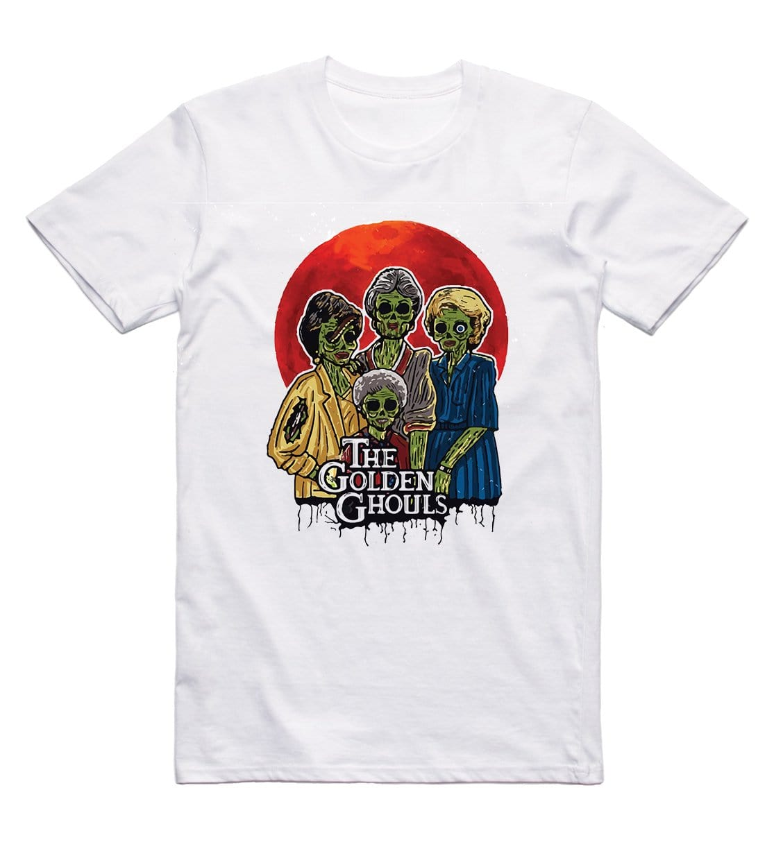 The Golden Ghouls T-Shirt
