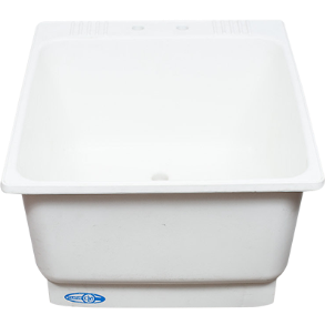 SINGLE PLASTIC LAUNDRY TUB