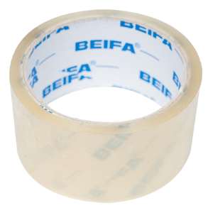 "CLEAR SEALING TAPE 2"" X  55 YARDS"