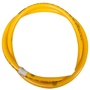 YELLOW GAS HOSE 3/8