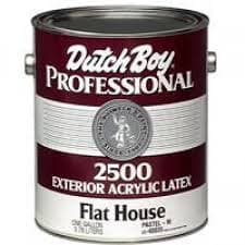 2500 EXTERIOR FLAT NEUTRAL BASE GALLON