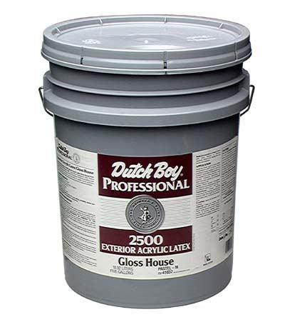 2500 EXTERIOR GLOSS PASTEL BASE 5-GALLON