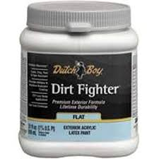 DIRT FIGHTER EXTERIOR FLAT NEUTRAL BASE T T&P QUART