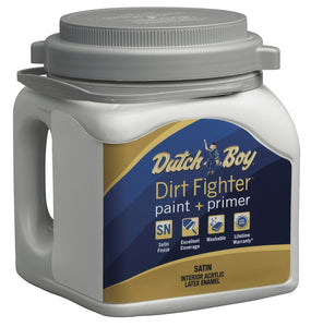 DIRT FIGHTER INTERIOR SATIN DEEPTONE BASE C GALLON