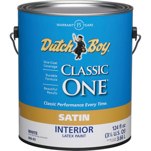 CLASSIC ONE INTERIOR SATIN NEUTRAL BASE D GALLON