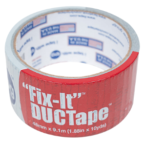 "DUCT TAPE 2"" X  10 YARDS"