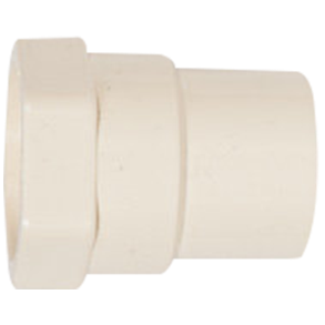 "FEMALE ADAPTOR CPVC 1/2"" PLUMBING"