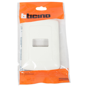 TICINO 1 GANG SWITCH PLATE COVER