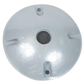 "4"" OCTAGON 1 HOLE WEATHER PROOF COVER"