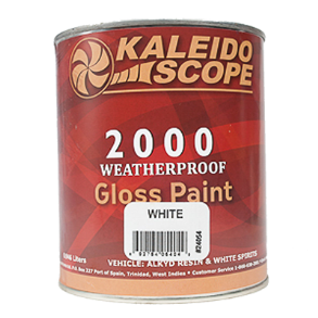 KALEIDOSCOPE 2000 4LT BRIGHT ORANGE