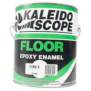 KALEIDOSCOPE VINYL EPOXY TILE RED 4LT
