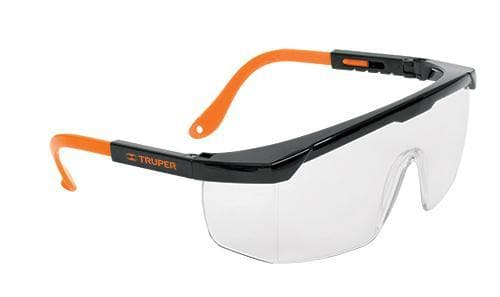 TRUPER SAFETY GLASSES CLEAR