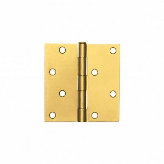 BRASS HINHE 3.5 X 3.5 SQ BEST VALUE
