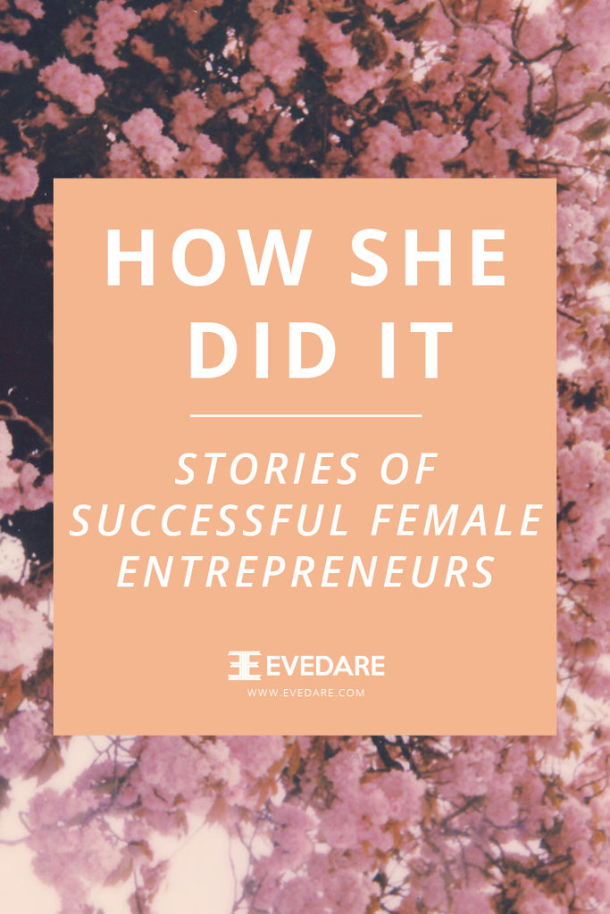How She Did It - Stories Of Successful Female Entrepreneurs Ana Santos