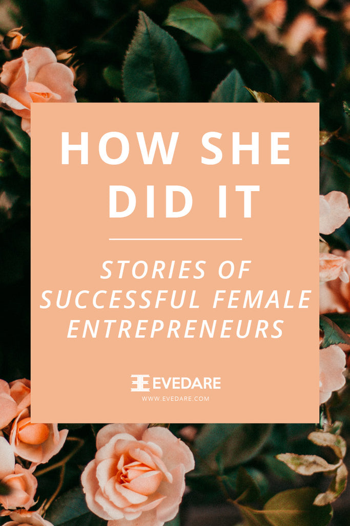 How She Did It - Stories Of Successful Female Entrepreneurs Kim Jones