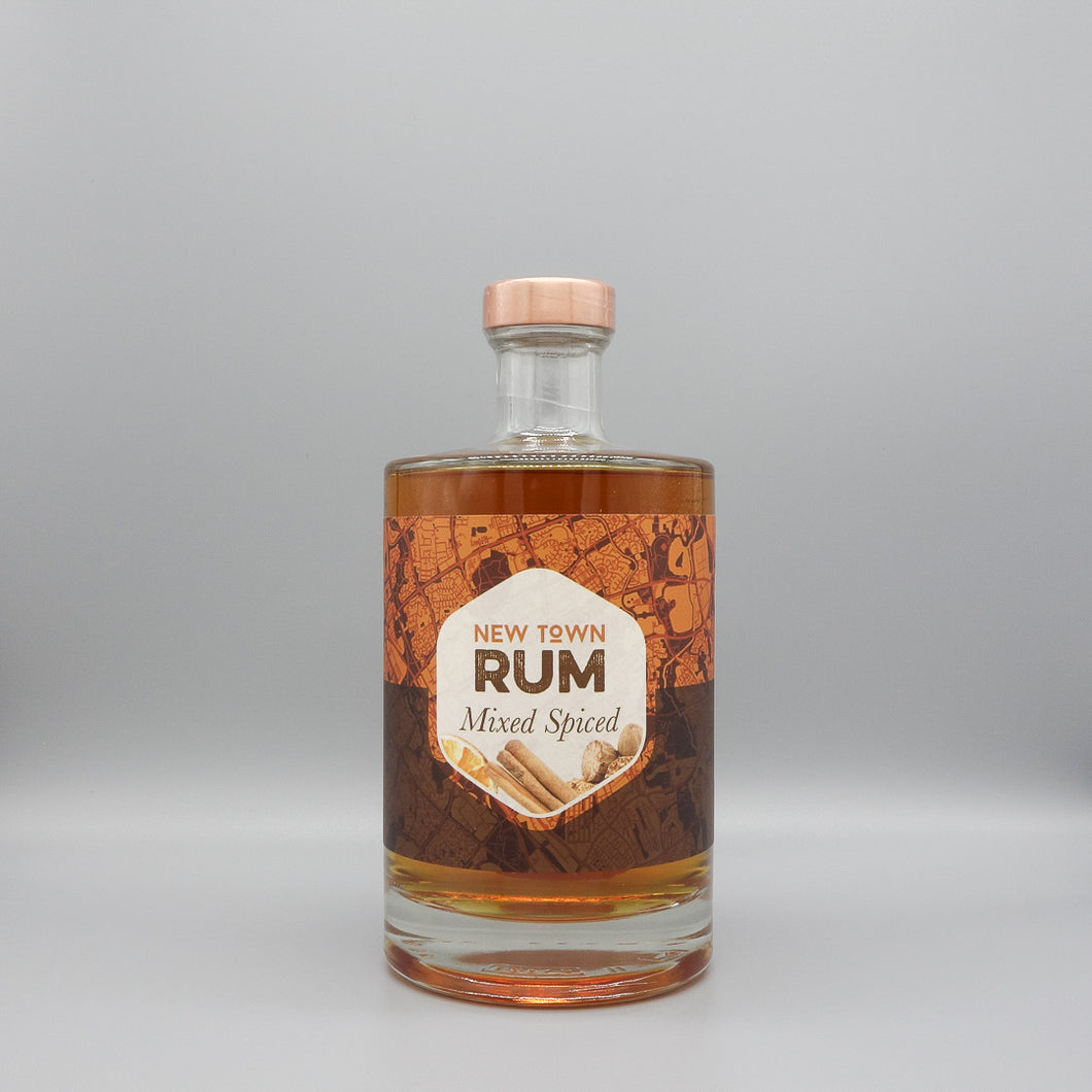 Mixed Spiced New Town Rum