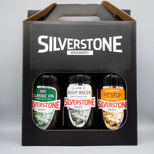 Silverstone - Beer Gift Set
