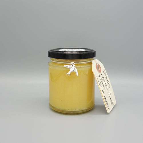 Fresh Lemon Curd with Limoncello