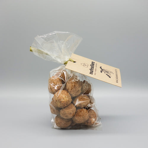 Chocolate Caramalised Macadamia Nuts