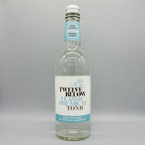 Classic Premium Tonic - Low Sugar