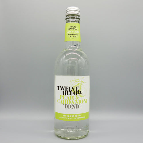 Pear & Cardamon Tonic - Low Sugar
