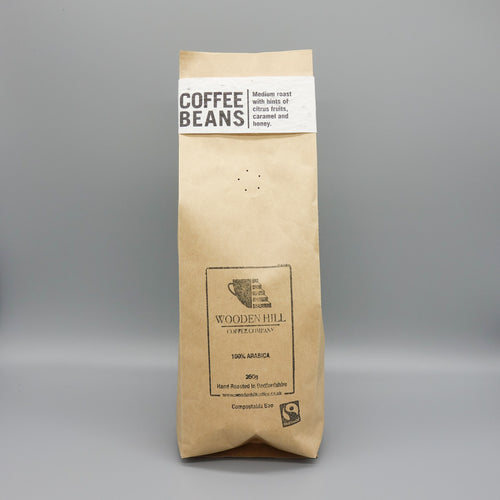 Coffee - Wooden Hill Fairtrade Beans