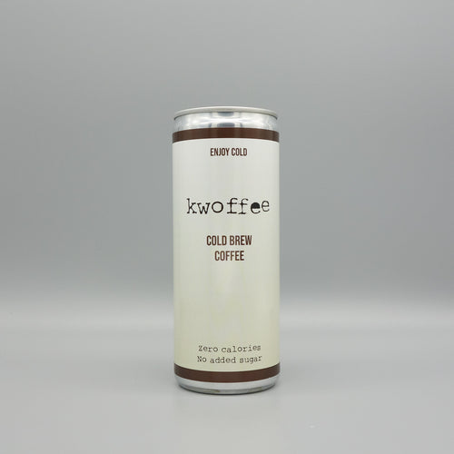 Kvoffee Original - Cold Brew Coffee