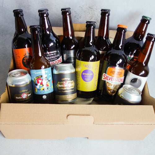 Local Beer Taster Box