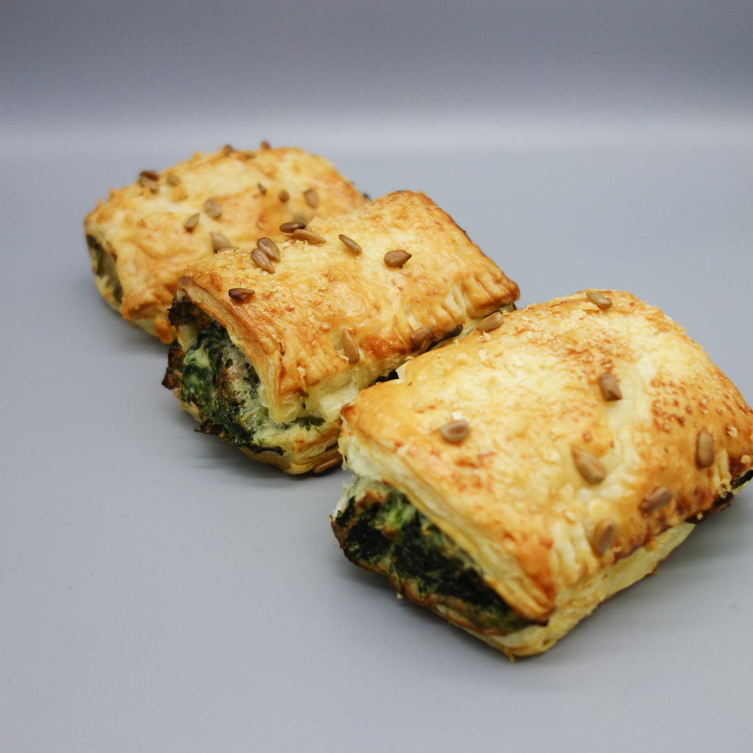 Spinach & Ricotta Rolls (3 pack)