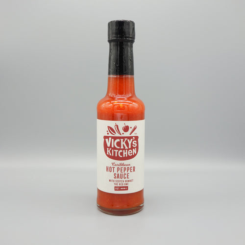 Hot Pepper Sauce - The Red One