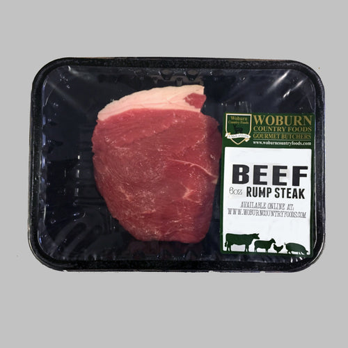 Beef Rump Steak 21 day matured 6oz
