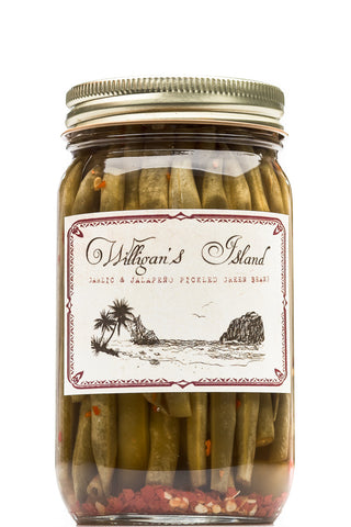 Willigan's Island Green Beans