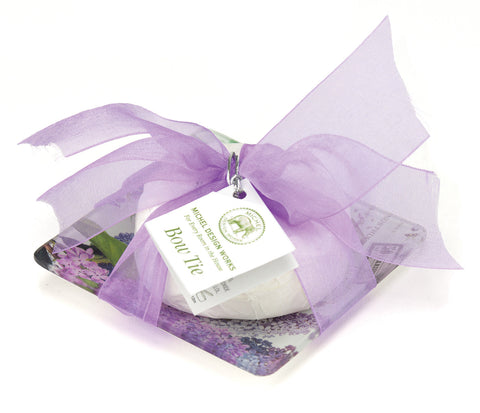 Michel Design Works - Bow Tie Scented Soap Lilac & Violets