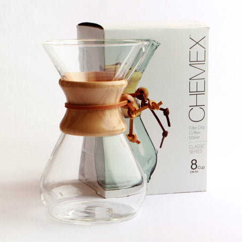 Chemex® Eight Cup Classic Coffee Maker