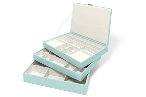 Swing Design: Nova Leatherette Jewelry Box
