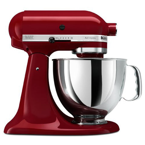 Kitchenaid 5qt Artisan Mixer (Empire Red)