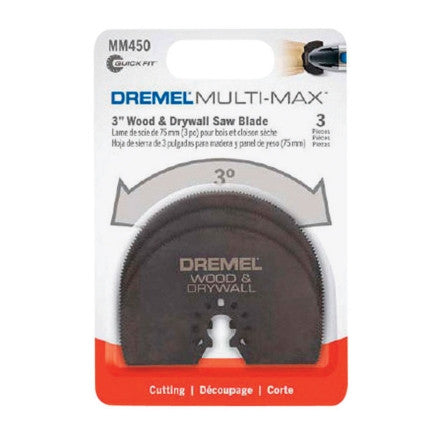 Dremel Wood And Dry Wall Saw Blade 3""