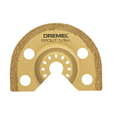 Dremel 1/16in Multi-Max Grout Removal Blade