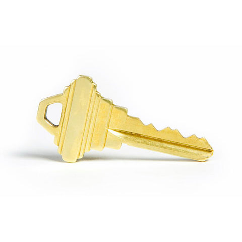 Single Cut Key