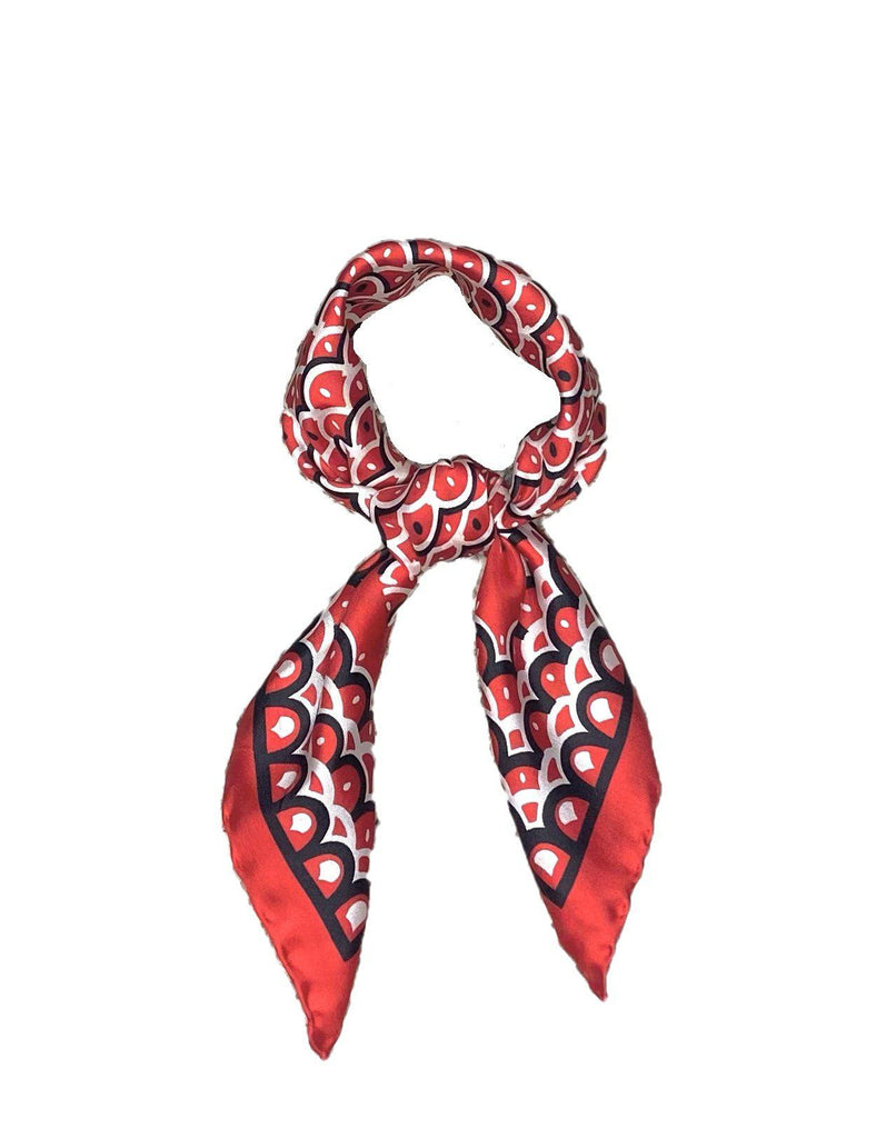 Paolo - Lord & Taylor Silk Mini Scarf-Mini Scarves-Inspire Me Scarves