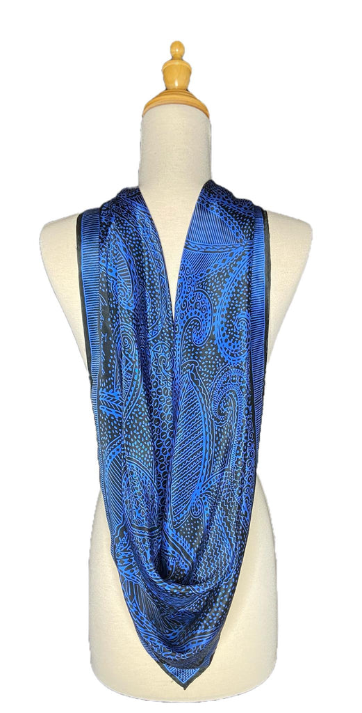 Paul Classic Square Scarf-Spring/Summer Inspired Scarves-Inspire Me Scarves